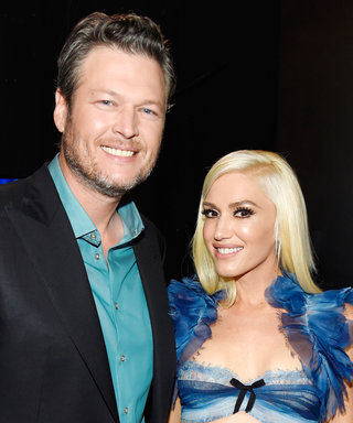 Gwen Stefani and Blake Shelton Get Cozy During Romantic Beach Vacation