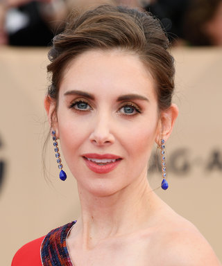 Alison Brie Speaks Out About Brother-in-Law James Franco at the SAG Awards