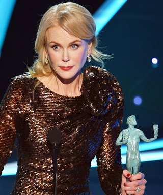 Nicole Kidman Had the Flu at the SAG Awards but We Never Would Have Noticed