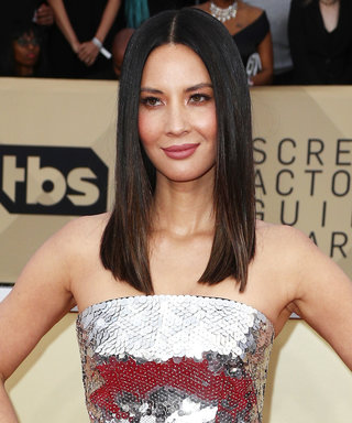 From Getting Her Dress Online To A Post Awards Burger, Olivia Munn Takes Us BTS At The SAGs