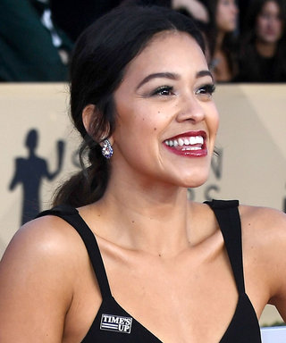 All the Celebrities Wearing Time's Up Pins at the 2018 SAG Awards