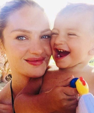 Victoria's Secret Model Candice Swanepoel Reveals the Sex of Her Second Baby
