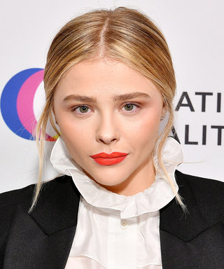 Daily Beauty Buzz: Chloë Grace Moretz's Rorange Lip