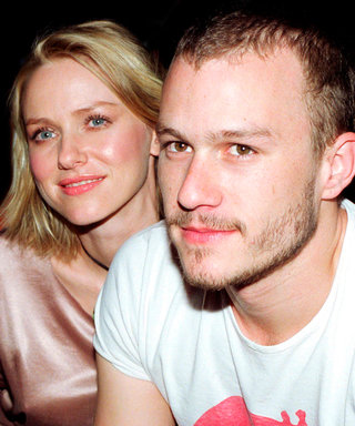 Naomi Watts Shares Touching Tribute to Former Boyfriend Heath Ledger