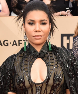 OITNB's Jessica Pimentel Wore a $1.2 Million Gown at the SAG Awards