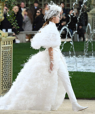 Bridal Inspiration Ripped From the Couture Runways in Paris