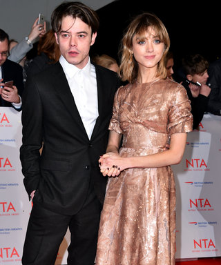 Stranger Things's Natalia Dyer and Charlie Heaton Make Glamorous Red Carpet Appearance