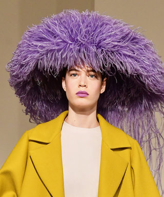 At Valentino Spring 2018 Couture, It's All About The Hats