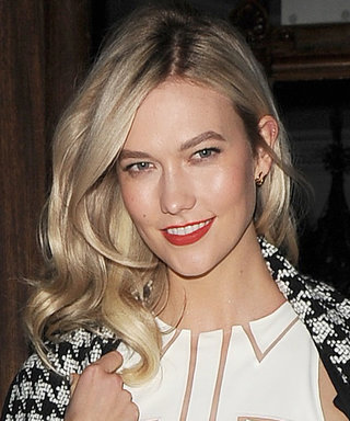 Karlie Kloss Shows Us the Clever Trick to Elevate Black and White Outfits