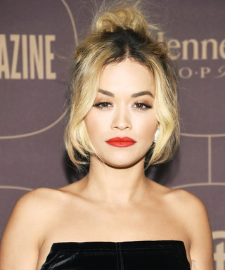 Daily Beauty Buzz: Rita Ora's Messy Bun