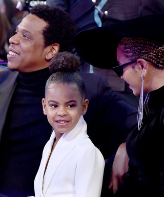 6-Year-Old Blue Ivy Carter Bid $19,000 on a Piece of Art