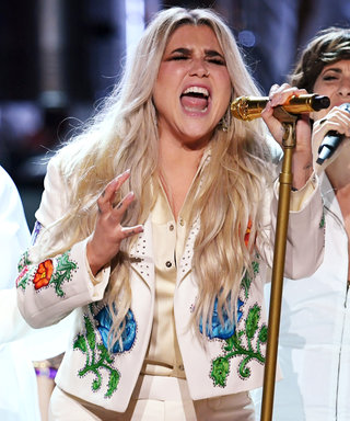 "Kesha's Tearful ""Praying"" Performance Is the Time's Up Moment of the Grammys"