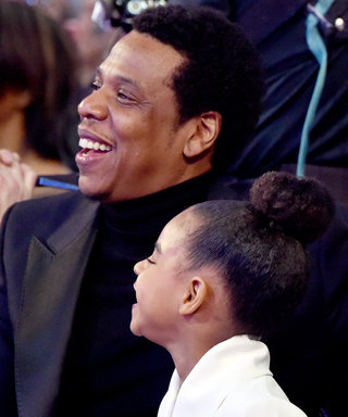 Jay-Z Hilariously Explains Why 7-Month-Old Twins Rumi and Sir Are at the Perfect Age