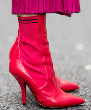 Red Pumps Are The New Red Boots