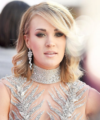 Carrie Underwood Reveals Her Scars from Fall in Close-Up Photo