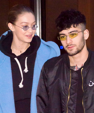 Zayn Malik Totally Matched His Shoes to Gigi Hadid's Outfit