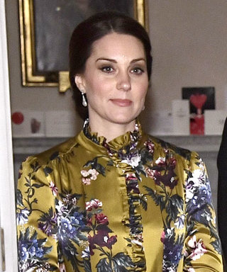 Pregnant Kate Middleton Takes a Rare Style Risk in a Floor-Length Yellow Gown