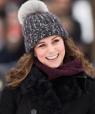 Kate Middleton Just Wore the Affordable Snow Boots That Are Taking Over Hollywood