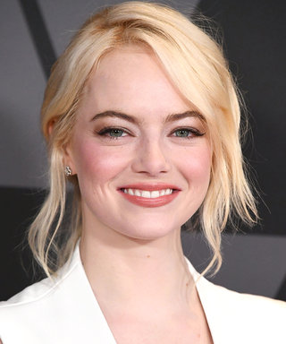 Emma Stone Just Got the Modern Perm