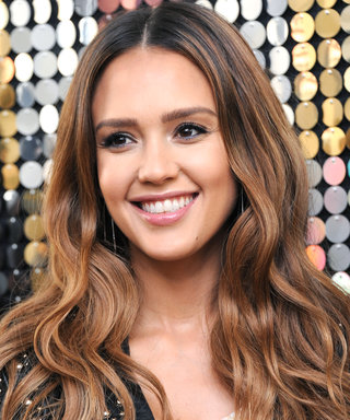 Jessica Alba Snuggles with Newborn Baby Hayes While Binge Watching Grace and Frankie