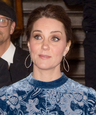 Did Kate Middleton Get a Fashion Makeover? Her Blue Velvet Dress Points to Yes