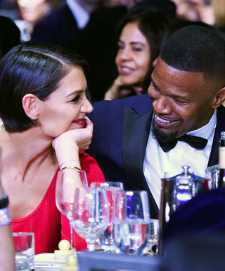 Katie Holmes and Jamie Foxx Just Made a Rare Public Appearance Together
