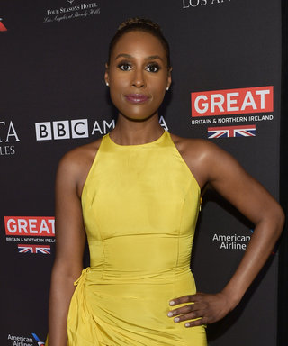 Issa Rae Gave the Best Answer to Why She's Wearing Black to the Golden Globes