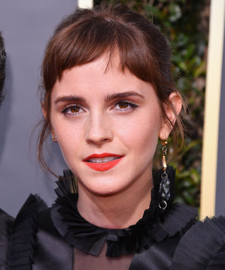 The Flats Emma Watson Wore to the 2018 Golden Globes Are Still Up for Grabs