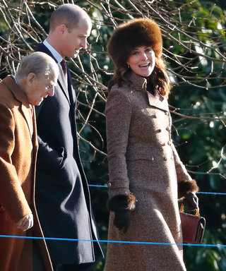 Kate Middleton Has Worn This Coat Since 2014