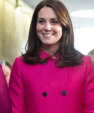 We Found a Much More Affordable Version of Kate Middleton's Favorite Hot Pink Coat