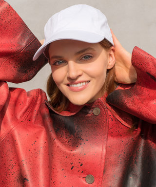 How to Pull Off an All-Red Look, According to The Handmaid's Tale Star Madeline Brewer