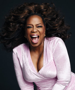 Watch Oprah Dance Around in Sequins and Velour at InStyle's March Cover Shoot