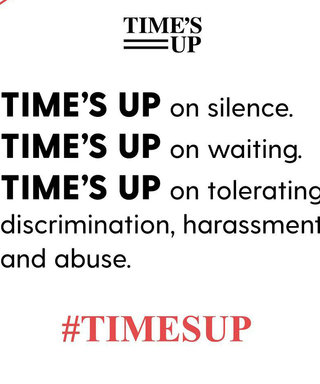 Reese Witherspoon, Halle Berry, and More Fight Sexual Harassment With #TIMESUP Movement