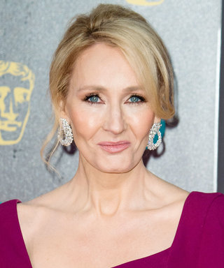 J.K. Rowling Reacts to Backlash Over Whether Fantastic Beasts Will Portray Dumbledore as Openly Gay