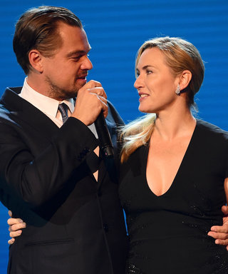 Leonardo DiCaprio and Kate Winslet Helped Save a Complete Stranger's Life