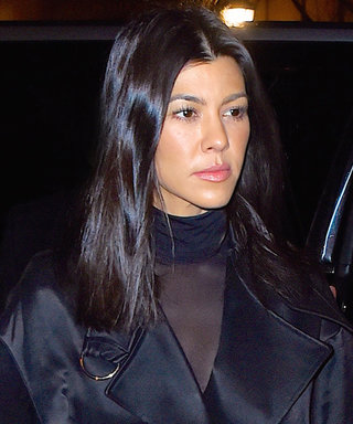 Kourtney Kardashian's Latest Look Proves You Can Be Warm and Sexy at the Same Time