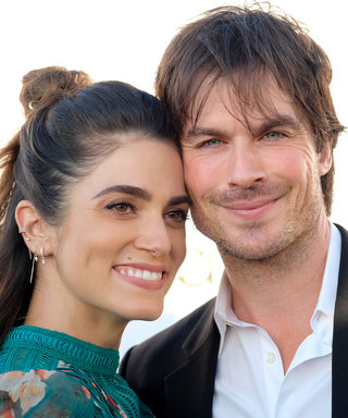 Nikki Reed Shares the Very First Glimpse of Her Baby with Ian Somerhalder