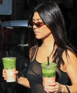 """Kourtney Kardashian Never Eats These Foods, but She'll """"Break the Rules"""" for One Occasion"""