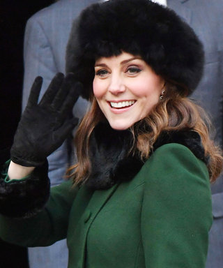 This Is Why You'll Never See Kate Middleton Take Off Her Coat