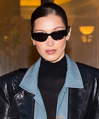 Bella Hadid Demos the Easy Trick That Makes Winter Outfits Look Stylish