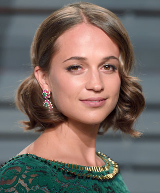 Alicia Vikander Sat Next to Prince William at a Dinner Party and Chose a Hilarious Topic of Conversation