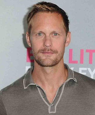 """Alexander Skarsgärd Gets Real About the """"Disgusting"""" Double Standard for Women in Hollywood"""