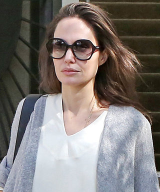 Angelina Jolie Can't Stop Wearing This Versatile Accessory—Here's How to Get the Look