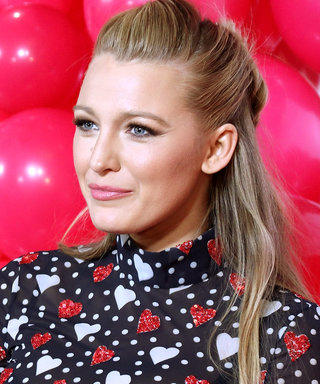 How to Master Blake Lively's Valentine's Day Hairstyle