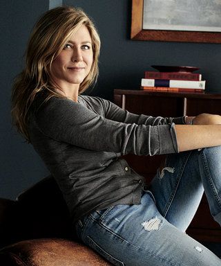 Jennifer Aniston Gives a Tour of the $21 Million Home She Shares with Justin Theroux
