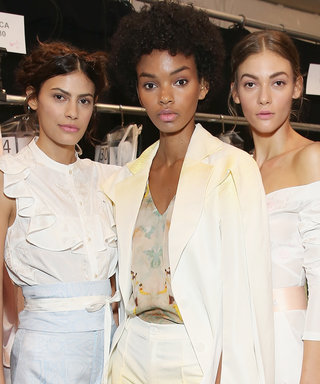 A Big Safety Change Is on the Way for NYFW Models