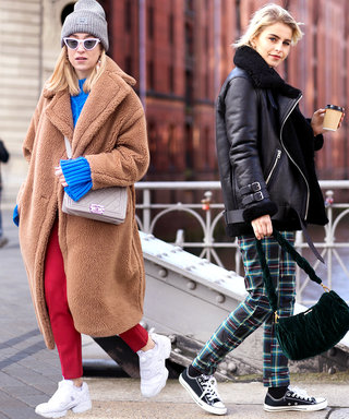 Shop the Sneakers Street Style Stars are Wearing