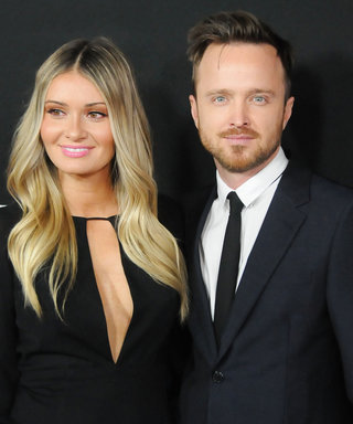 Aaron Paul and Wife Lauren Reveal Their Baby Girl's Name