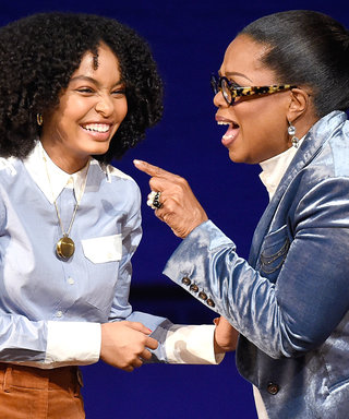 Yara Shahidi Has a Plan to Get Young People to Vote, and Even Oprah Is Impressed