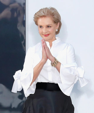 Carolina Herrera Will Present Her Last Fashion Show Monday